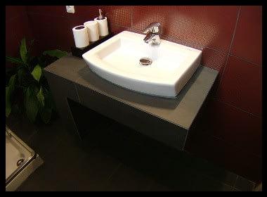 Reforma de baño lujoso en Tenerife